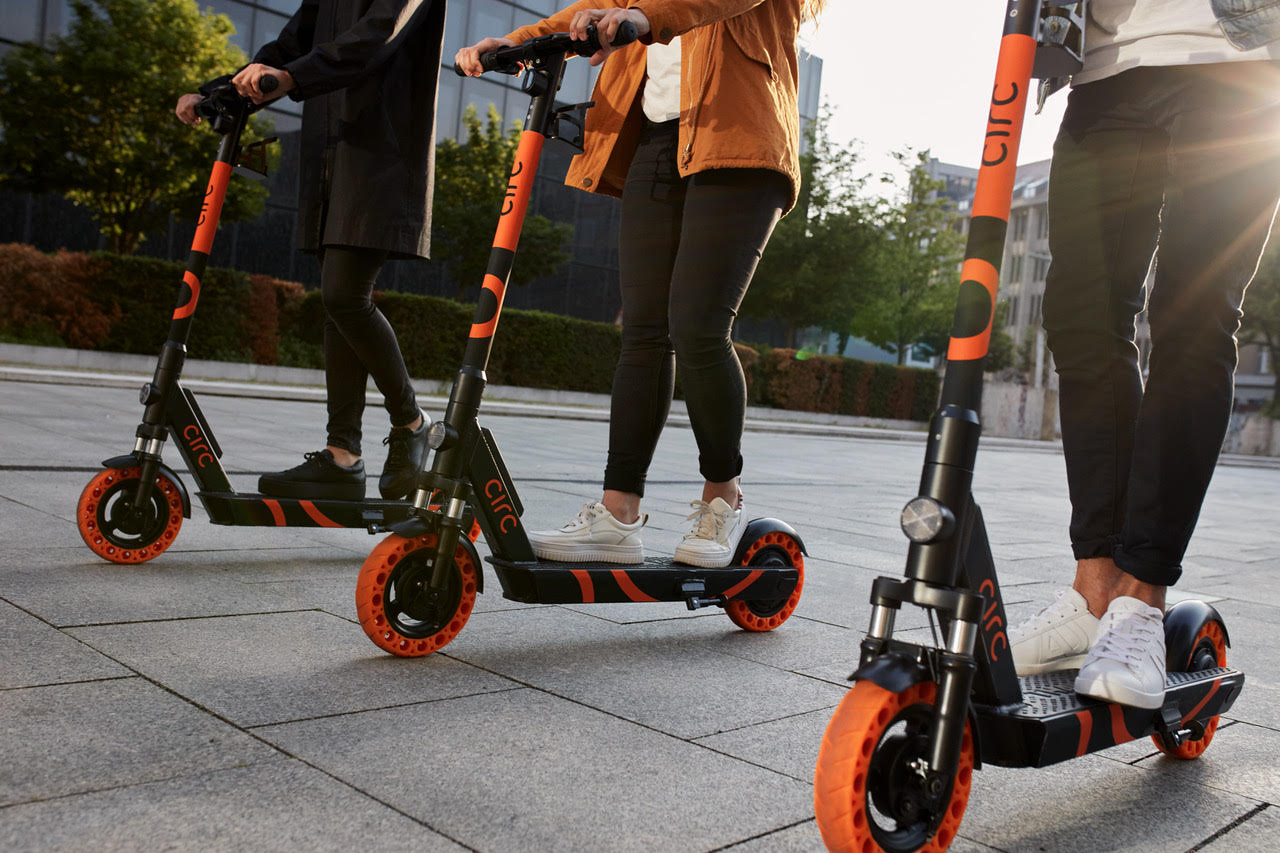 Circ Scooters