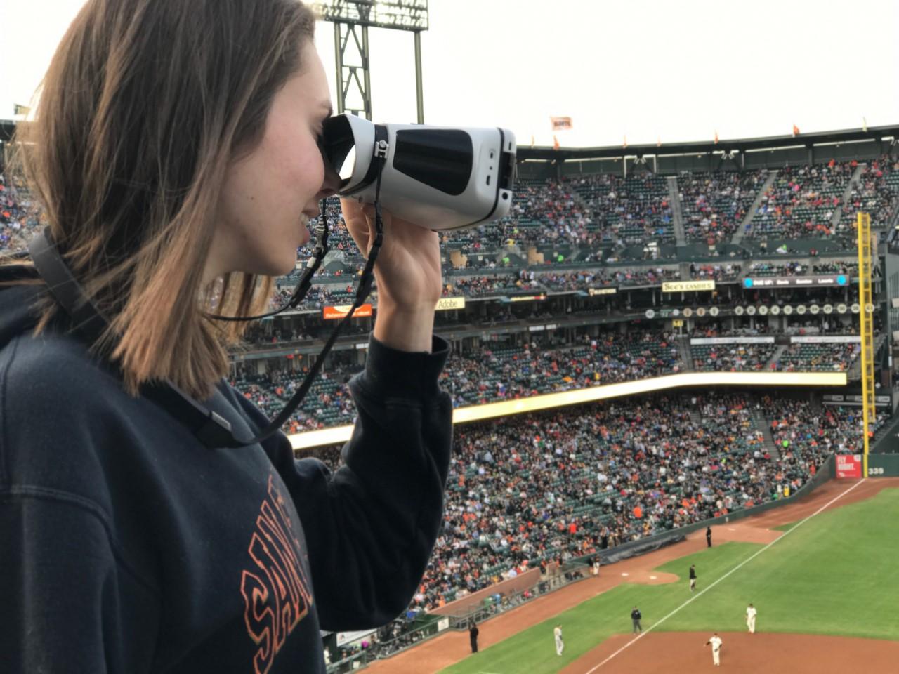 EyeQ Binoculars