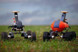 The Small Robot Company - Robots