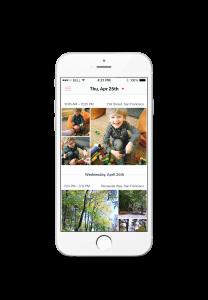 Narrative Camera iPhone app